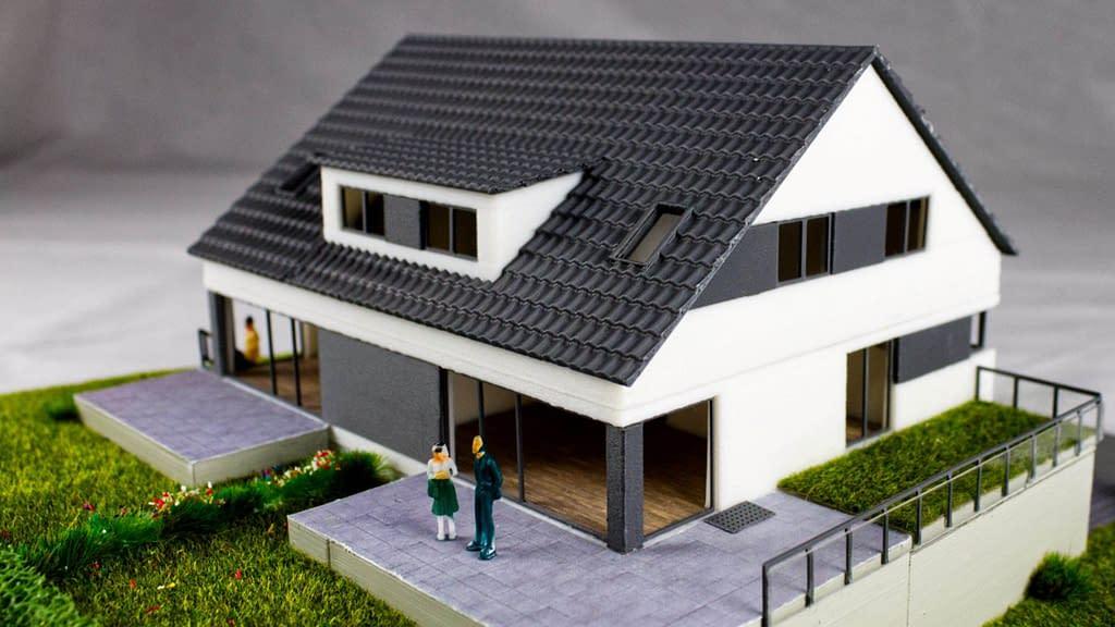 3D-Druck Haus
