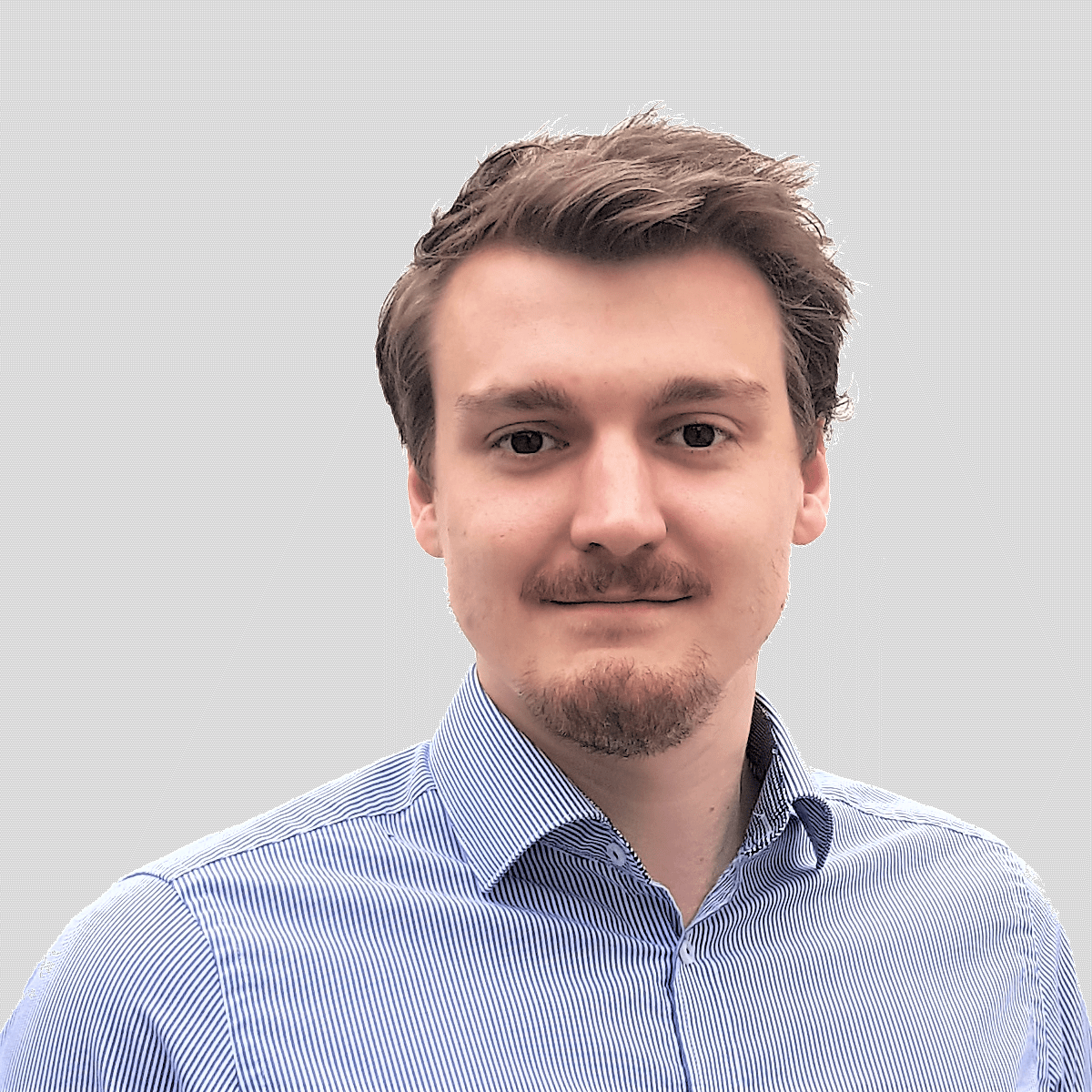 Visionme Co-Gründer und Geschäftsführer Dennis Dohmeier